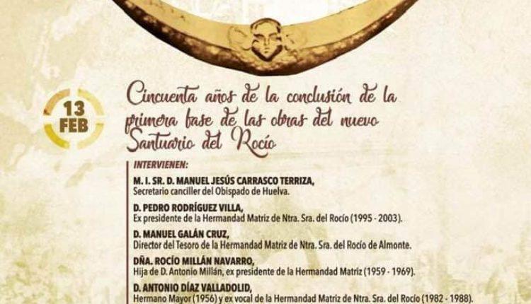 Hermandad Matriz – Ciclo, Citas con la historia. Aniversarios del Rocío – Vídeo de la Cita