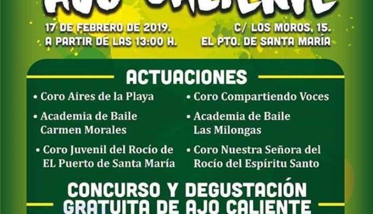 Hermandad de El Puerto de Santa María – Fiesta del Ajo Caliente