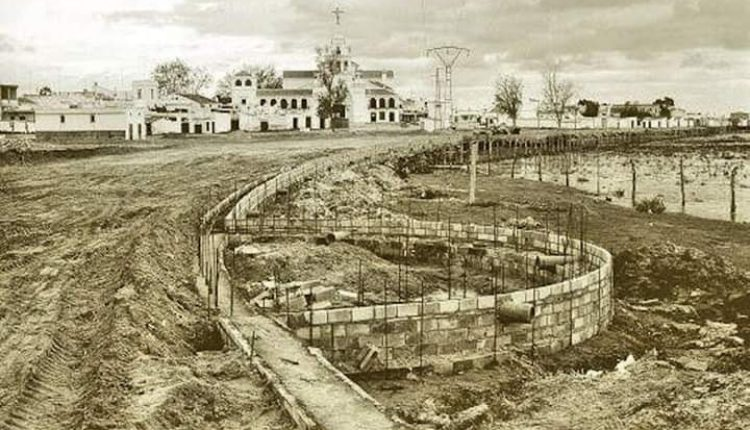El Paseo Marismeño en 1982