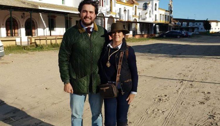 Hermandad de Lorca – D. Álvaro Carmona Lopez, Pregonero del Rocío 2019