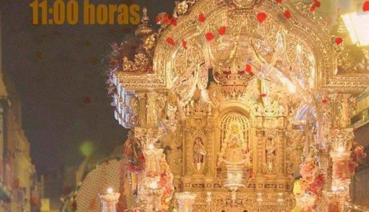 Hermandad de Sevilla Macarena – Ofrenda Floral al Bendito Simpecado 2019