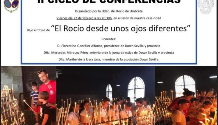 Hermandad de Umbrete – II Ciclo de Conferencias