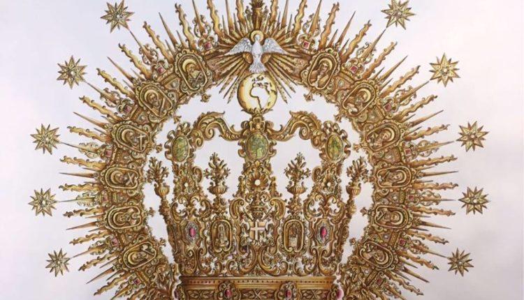 Entrega de la Corona del Amor a Ntr. Sra. del Rocío