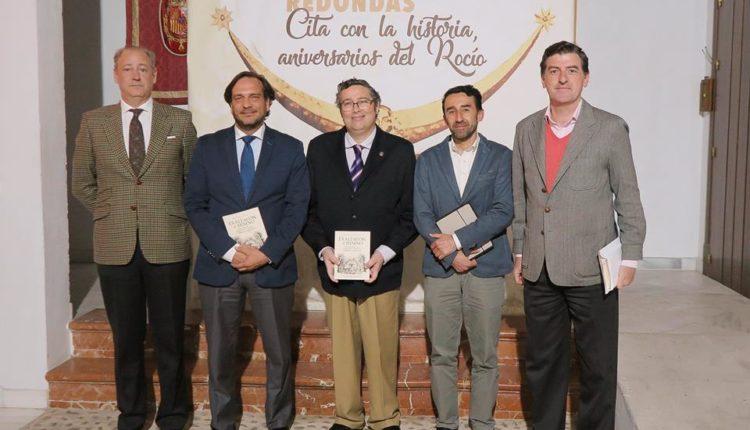 Clausura Ciclo de mesas redondas «Cita con la historia, aniversarios del Rocío»