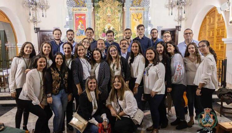 Coro Juvenil de la Hermandad del Rocío de Huelva cantará el Rosario del domingo al lunes de Pentecostés