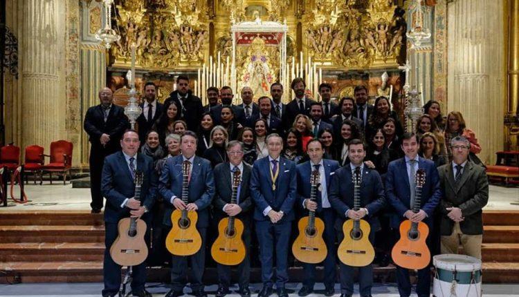 Hermandad de Sevilla El Salvador – El Coro de la Hdad. Cantará la Misa Pontifical del Centenario
