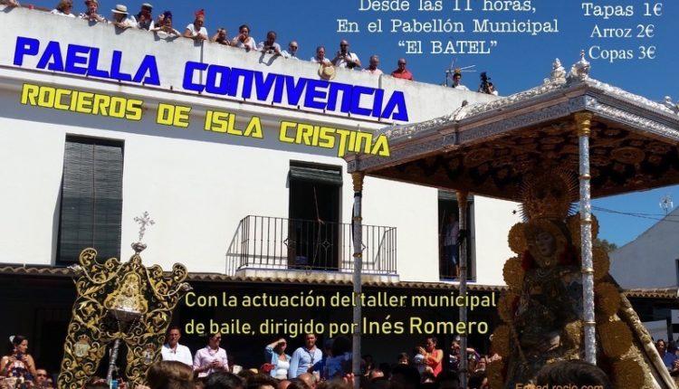 Hermandad de Isla Cristina – Paella de Convivencia