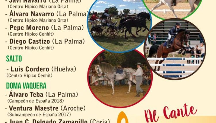 Hermandad de La Palma del Condado – Exhibición Ecuestre