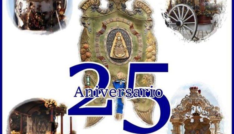 Hermandad de La Algaba – Misa XXV Aniversario
