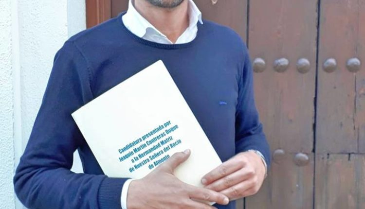 Presentada a Registro la Candidatura de Martín Contreras Duque a la Presidencia de la Matriz