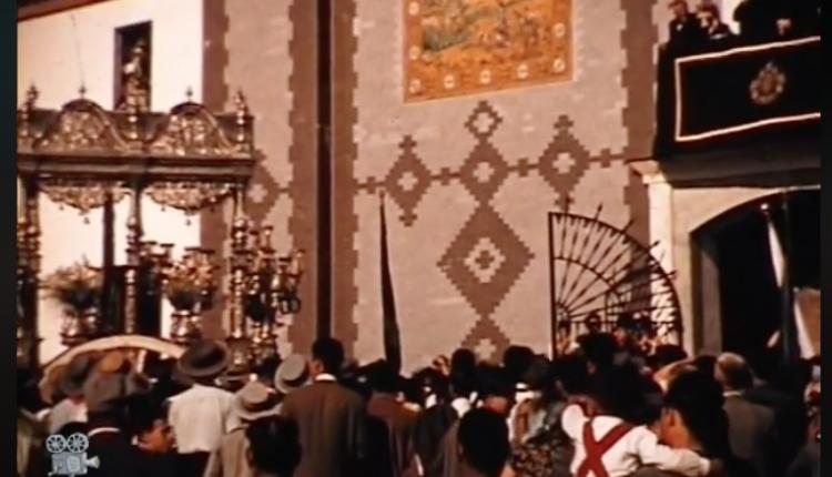 Romería del Rocío en 1959