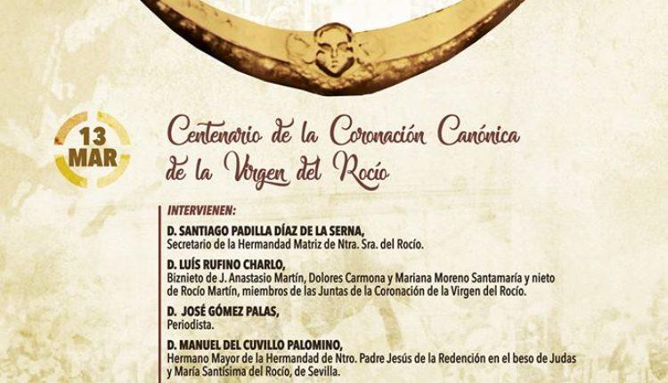 Ciclo de Conferencias – Centenario de la Coronación Canónica de la Virgen del Rocío