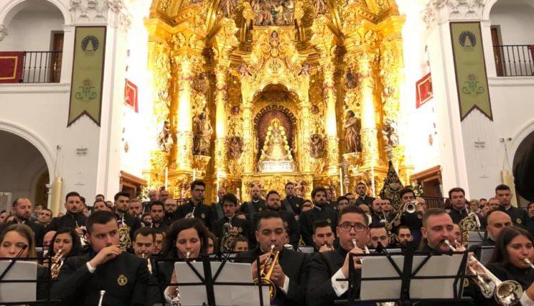 """Concierto de Las Cigarreras en el Santuario del Rocío -""""Rocío, Reina del Universo"""""""