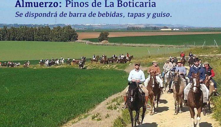 Hermandad de Alcalá de Guadaíra – Marcha a Caballo