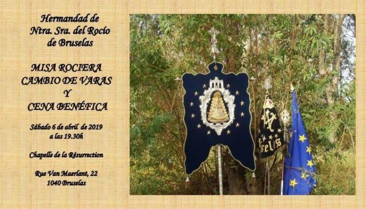 Hermandad de Bruselas – Santa Misa y Cambio de Varas