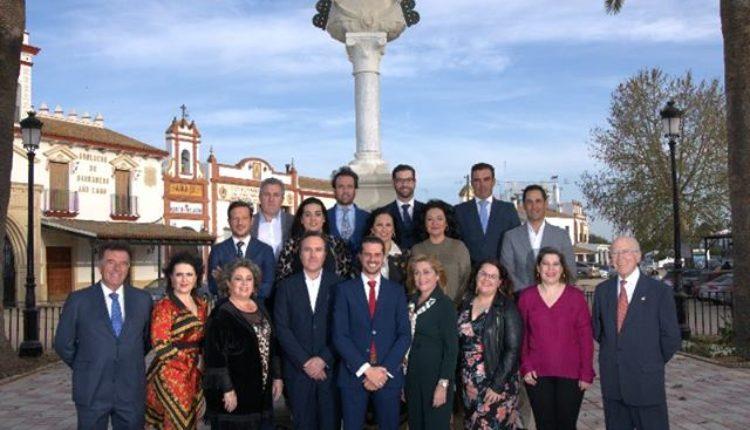 Candidatura de Martín Contreras a la Presidencia de la Hermandad Matriz