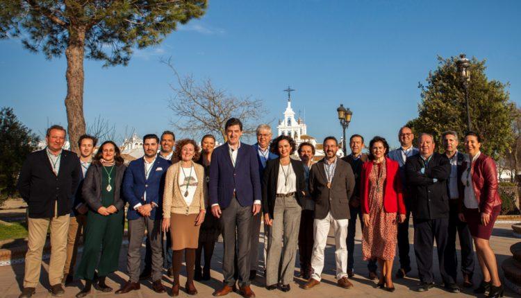Candidatura de Santiago Padilla a la Presidencia de la Hermandad Matriz