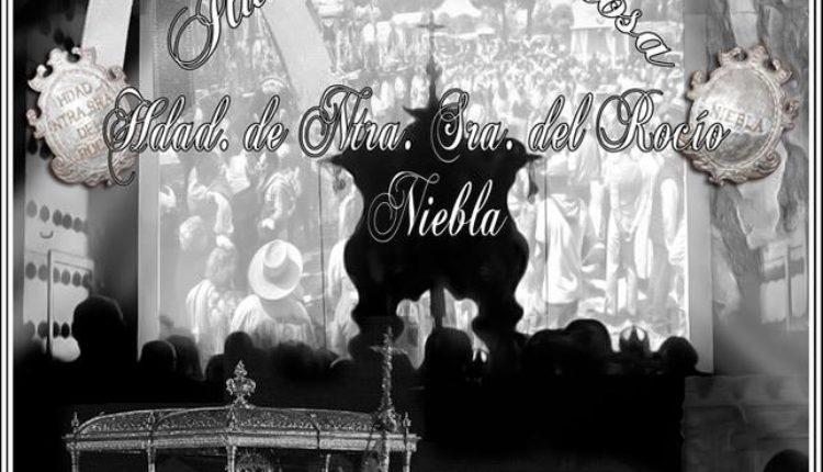 Hermandad de Niebla – Cartel de la Romería del Rocío 2019