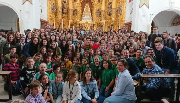 II Encuentro de Jóvenes Rocieros de la Comarca del Aljarafe y Área Metrópolitana de Sevilla