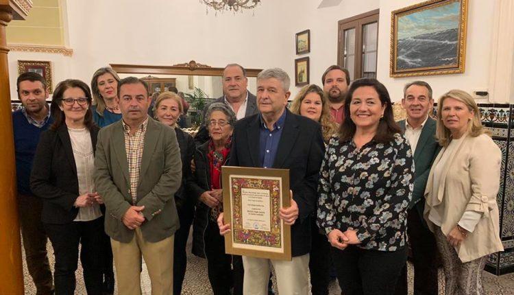 Hermandad de La Palma – D. Enrique Martin Cera  pregonero del XLVII Pregón Rociero