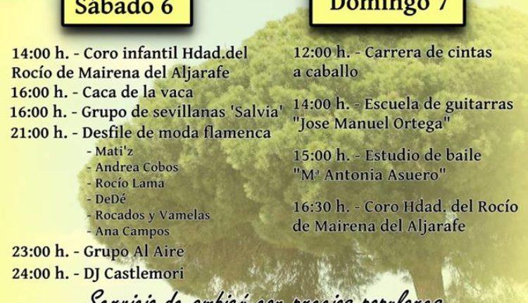 Hermandad de Mairena del Aljarafe – XX Semana Cultural