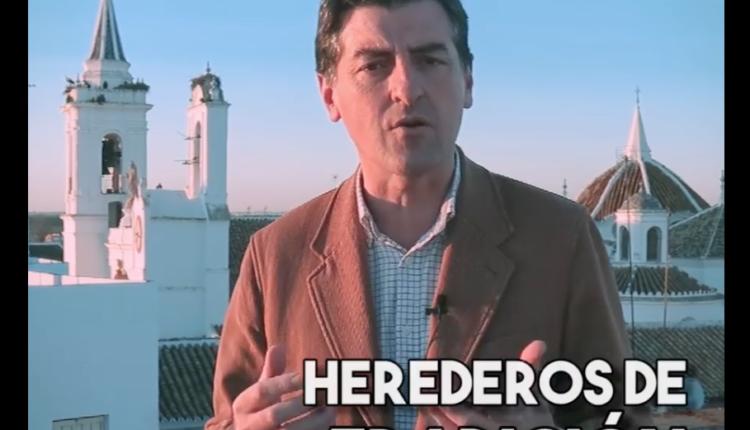 """Candidatura de Santiago Padilla a la Presidencia de la Matriz de Almonte – Vídeo """"Herederos de Juntas Directivas y de una Tradición"""""""