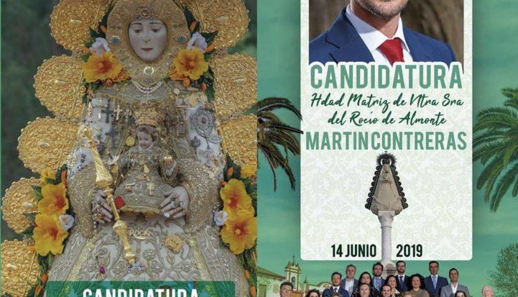 Candidatura de Martín Contreras a Presidencia de la Hdad. Matriz – Programa