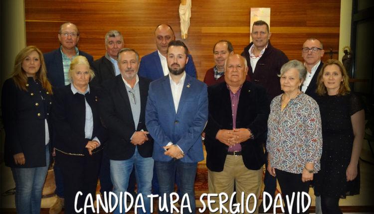 Hermandad de Palma de Mallorca – Candidatura de Sergio Luis Pérez Liñayo