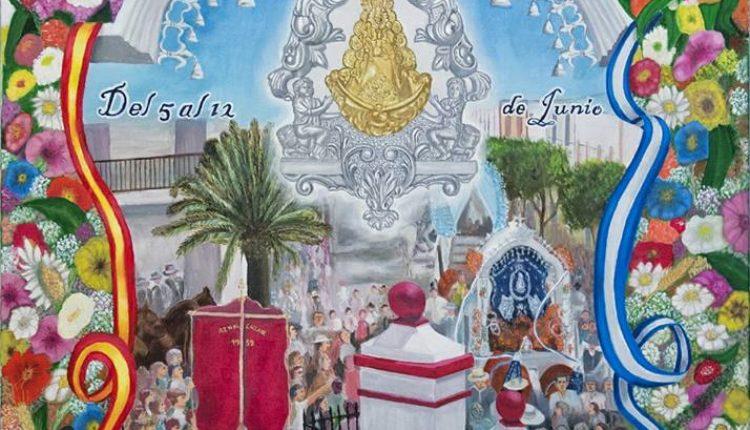 Hermandad de Benacazón – Cartel de la Romería del Rocío 2019