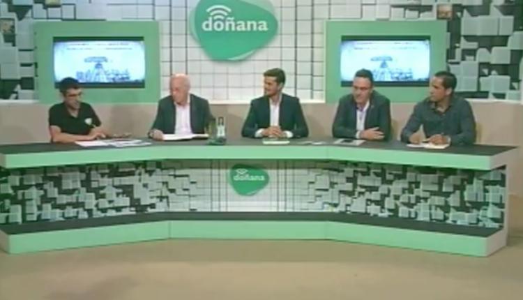 Presentación de la Candidatura a Presidente de la Matriz de Martín Contreras en Doñana Televisión
