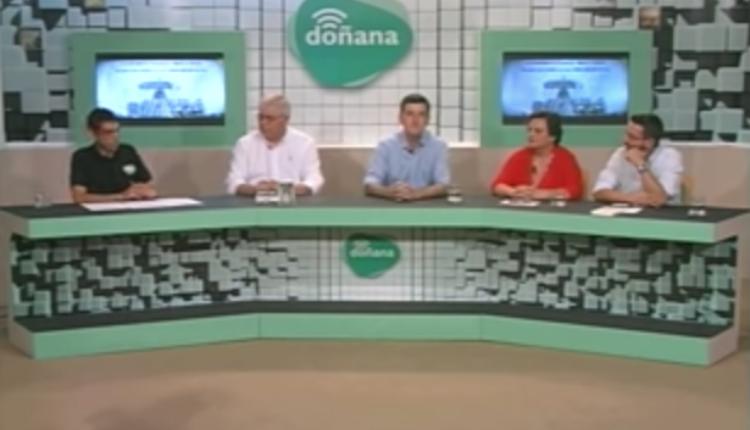 Presentación de la Candidatura a Presidente de la Matriz de Santiago Padilla en Doñana Televisión