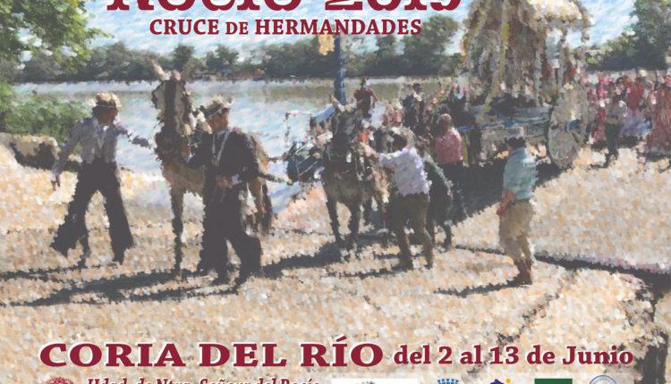 Horarios de Paso Hermandades del Rocío por Coria del Río 2019