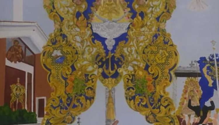 Hermandad de Fuengirola – Cartel de la Romería del Rocío 2019
