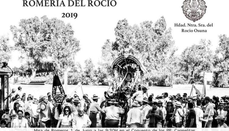 Hermandad de Osuna – Cartel de la Romería del Rocío 2019