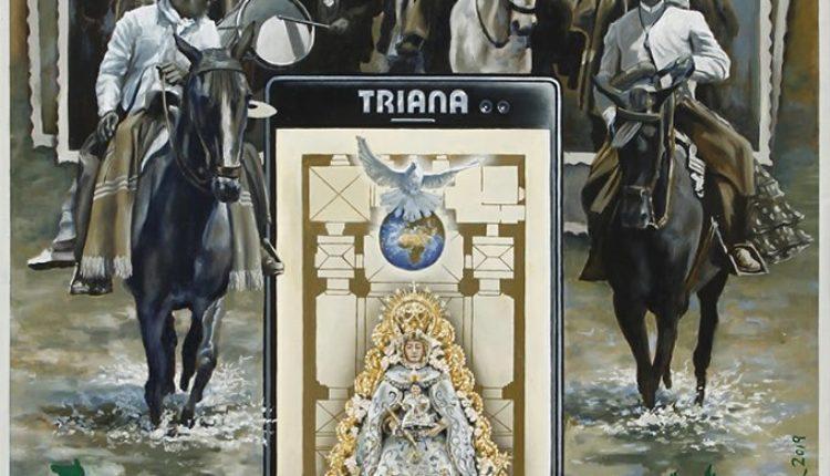 Hermandad de Triana – Cartel de la Romería del Rocío 2019