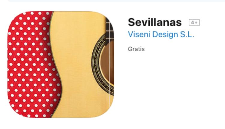 La App Sevillanas en tu Móvil o IPAD para IOS y ANDROID