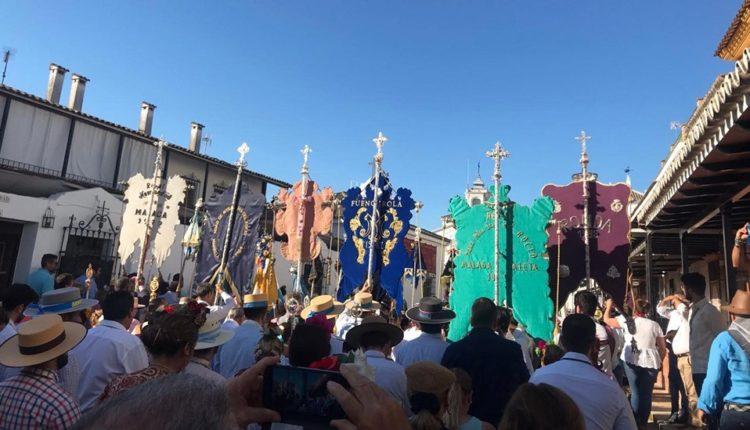 Las Hermandades del Rocío de la Provincia de Málaga unidas en la Misa Pontifical 2019