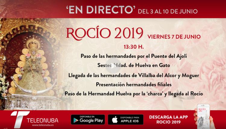 El Rocío 2019 en Directo con TELEONUBA