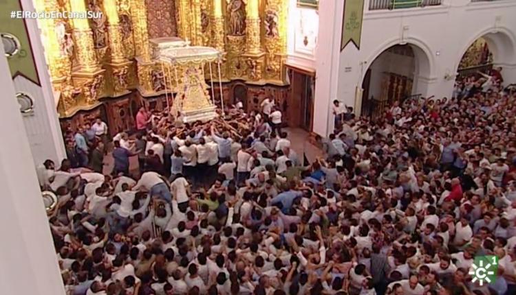 Rosario, Salto a la Reja y Procesión de Ntra. Sra. La Virgen del Rocío 2019