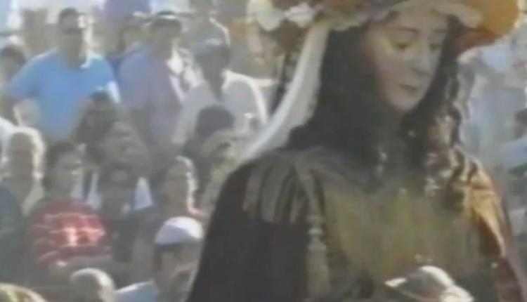 El Traslado de la Virgen del Rocío a Almonte de 1998 por Javier Coronel