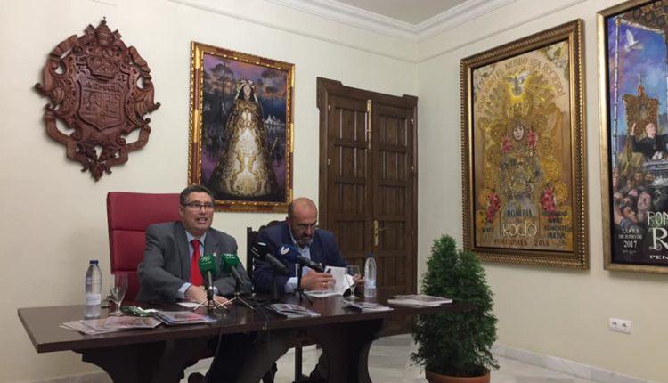 Novedades para la Próxima Romería del Rocío 2019 – Rueda de Prensa en la Hdad. Matriz