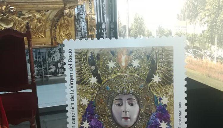 Un sello de Correos para difundir la devoción a la Virgen por toda España