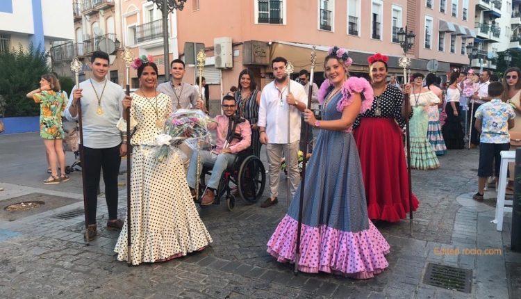 Hermandad de Isla Cristina – Participación en las Fiestas del Carmen 2019