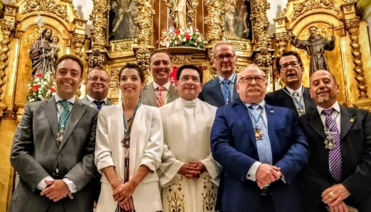 Hermandad de La Línea de la Concepción – Nueva Junta de Gobierno
