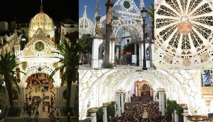 LOS ARCOS DE LA PLAZA VIRGEN DEL ROCIO (1949 – 2012) por Javier Coronel