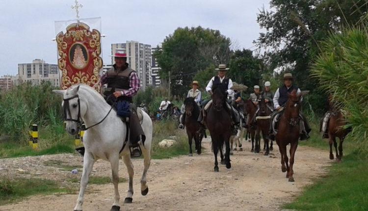 """Casa de Andalucía de Tarragona y Provincia – Rocío Chico y Peregrinación del """"Simpecao"""""""
