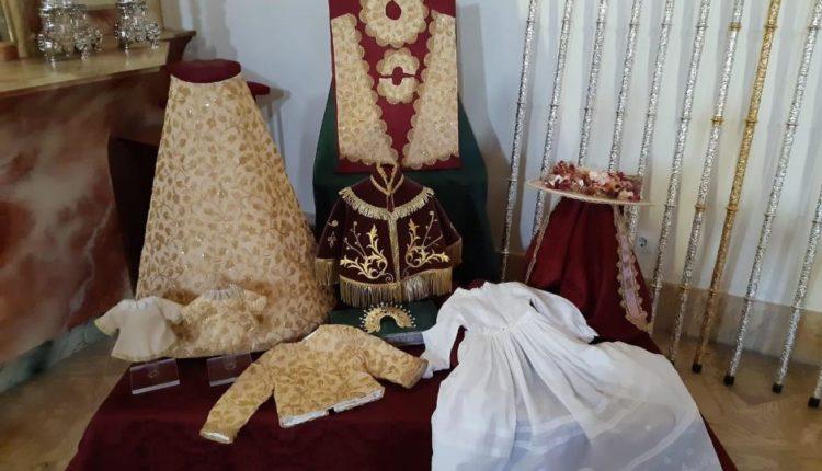 Hermandad de Sevilla Sur – Nuevo Terno para la Virgen del Rocío