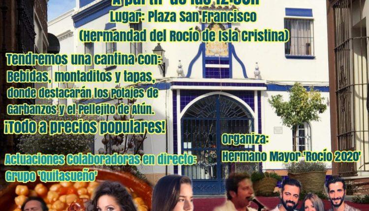 Hermandad de Isla Cristina – Gran Garbanzá 2019