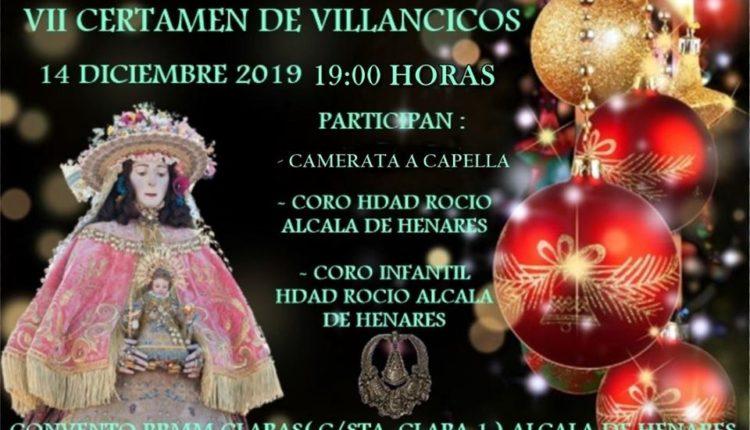 Hermandad de Alcalá de Henares – VII Certamen de Villancicos 2019