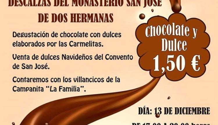 Hermandad de Dos Hermanas – Chocolatada Benéfica 2019